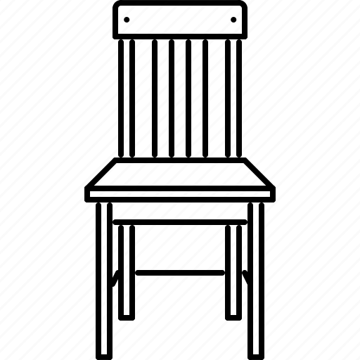 chair, decoration, furniture, home, house icon