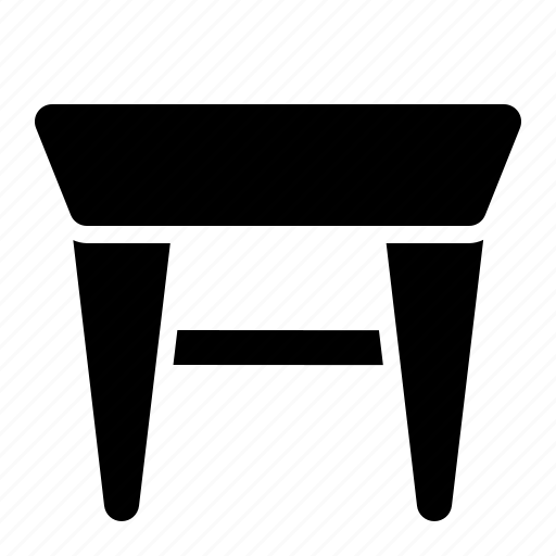 cafe, furniture, house, room, table icon