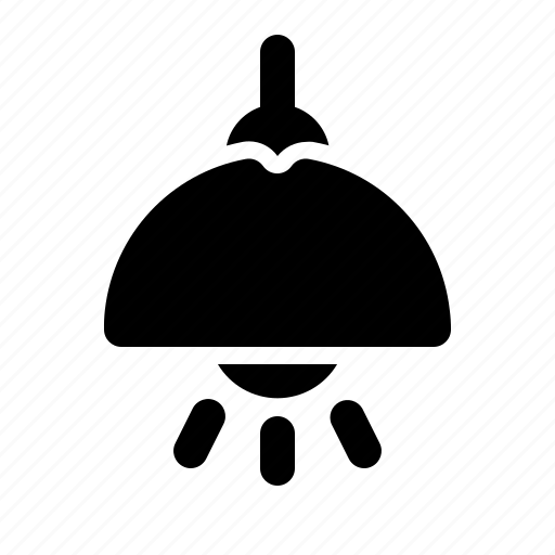 furniture, house, lamp, lighting, park, room icon
