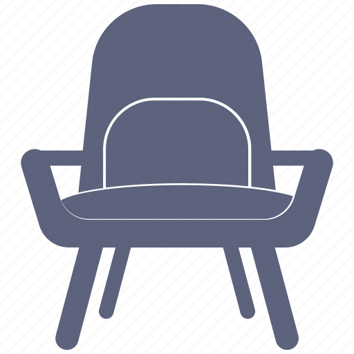 chair, seat icon