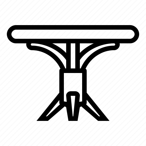 dining, dinner, furniture, table icon