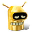 calculon, robot icon