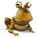animal, frog, hypnotoad, toad icon