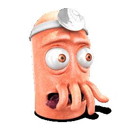 dr. zoidberg, futurama, john akselbo icon
