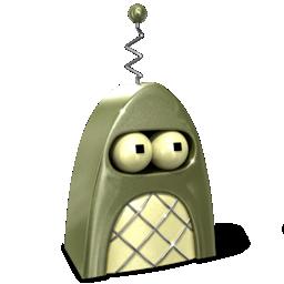 lionel, preacherbot, robot icon