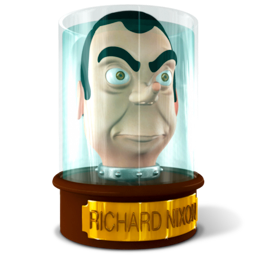nixon, richard icon