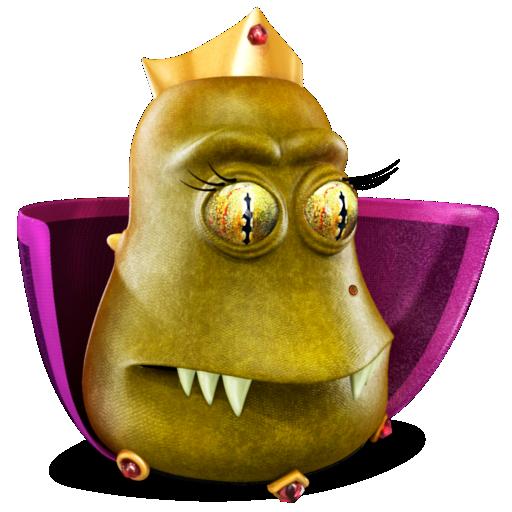 alien, ndnd icon