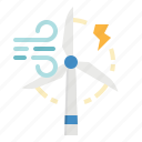 energy, installation, wind, windenergy, windmill icon