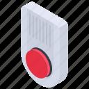 alarm button, emergency alarm button, emergency button, fire button, safety button icon