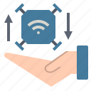 command, control, drone, online, wireless