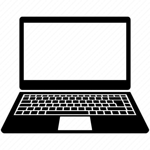 image gallery laptop icon vector