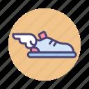 shoes, flying shoes, footwear, shoe, sneakers