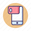 device, foldable, foldable screen, screens icon