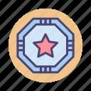military zone icon