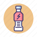drink, energy, energy drink, power drink icon