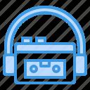 cassette, multimedia, music, player