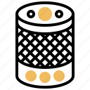 assistant, activated, voice, speaker, control icon