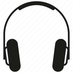 device, electronic, gadget, headphone, sound icon