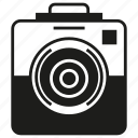 camera, device, electronic, gadget icon