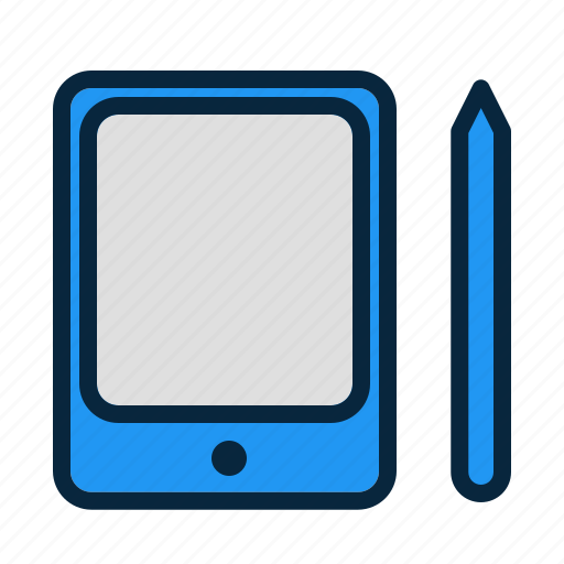 design, draw, graphic, pen, tablet icon