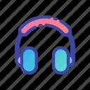 audio, dj, earphone, headphone, headset, music, sound