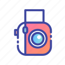 camera, film, image, photography, polaroid, vintage icon