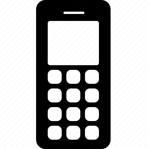 cell, mobile, model, old, phone icon
