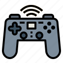 console, game, joystick, technology icon
