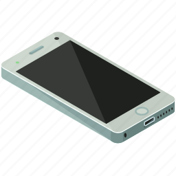 cellphone, device, iphone, phone, smartphone, technology icon