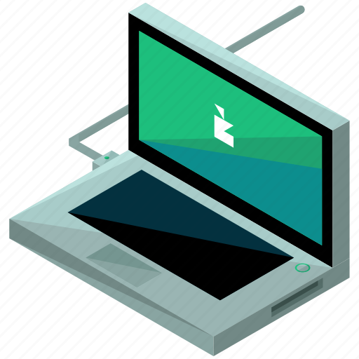 computer, device, electronic, laptop, technology icon