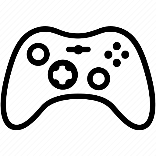 entertainment, equipment, gadgets, joystick icon