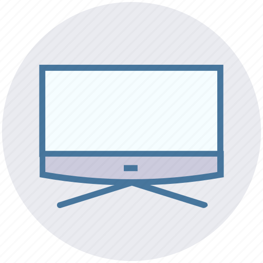 display, lcd, screen, technology, television, tv icon