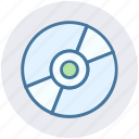 bluray, cd, compact disk, disk, dvd, music, recording icon