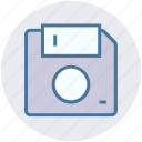 device, disk, drive, floppy, floppy disk, storage icon