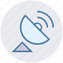 antenna, connection, radio, satellite, signals, wifi, wireless icon