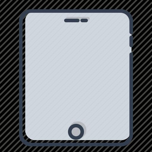 apple, gadget, ipad, pad icon