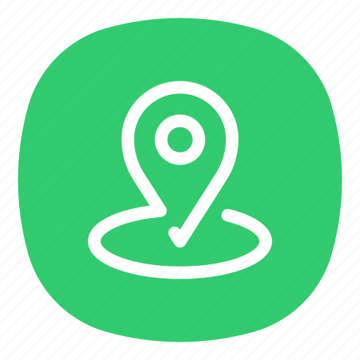 destinations, gps, map, marker, my places, position, spot icon