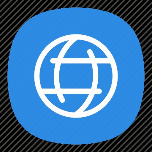 browser, commerce, global, internet, navigate, platform, web icon