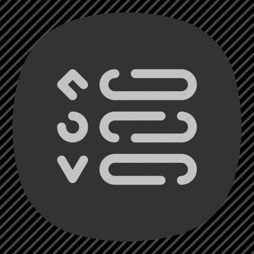 config, configuration, dashboard, menu, options, panel, settings icon