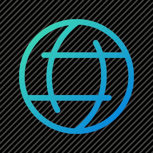 browser, business, global, internet, navigation, platform, web icon