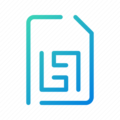 backup, card, memory, phone, save, sim, storage icon
