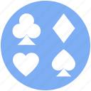 casino, gambling, game, poker, poker game icon