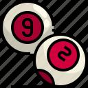 ball, billiard, eight, entertainment, gaming, pool, snooker icon