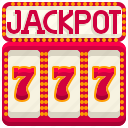 slot, jackpot, casino, machine, gaming, gambling, bet icon