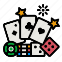 casino, gambling, gaming, gambler, luck