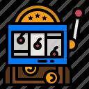 slot, machine, jackpot, gambling, gaming