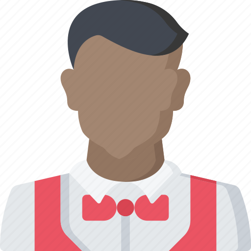 Avatar, betting, casino, croupier, gambling, male icon - Download on Iconfinder