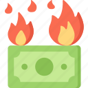 fire, gambling, burning, betting, casino, money