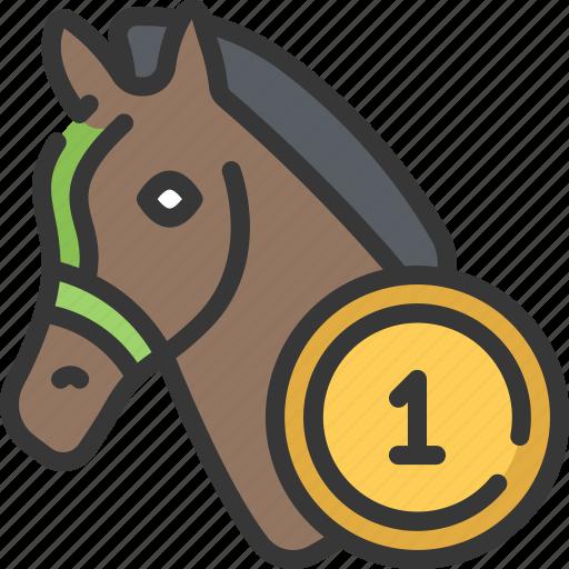 bets, betting, casino, gambling, horse, racing, sports icon