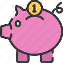 bank, betting, casino, gambling, piggy, savings
